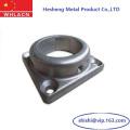 Pièces de rechange en acier de moteur de bâti en acier d'OEM (acier inoxydable)