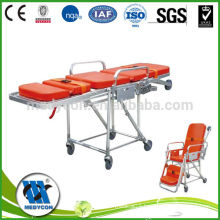 Hospital Automatic Loading Stretcher Surgical Stretcher Chair