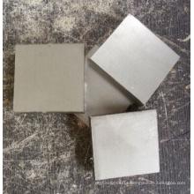 Alta qualidade polido placas de titânio na enfermaria