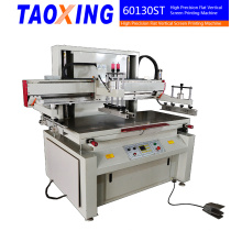 Newest type TX-90180STpower-driven flat vertical Screen Printing Machine