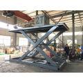 Китай поставщиков гидравлических ножничных подъемников электрический грузовой лифт с CE