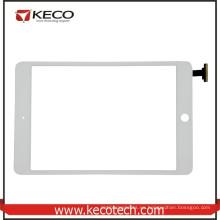 El panel externo de la pantalla del digitizador del tacto del precio de fábrica delantero para el mini del iPad