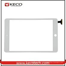 Panneau extérieur de l'écran d'impression à l'avant du prix usine pour écran tactile pour iPad mini