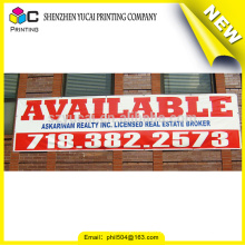 Alibaba china supplier Waterproof top quality roll up banner printing