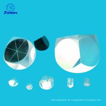 Optisches Glas Eckwürfel Prismen CDGM und Shott
