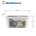 Customise disposable butter container with lid