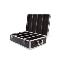800 CD DVD Aluminum Storage Case / 400 Hanger Sleeves
