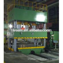 HY27 hydraulic heat press/600 ton hydraulic press