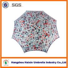 Paraguas con borde de protección UV