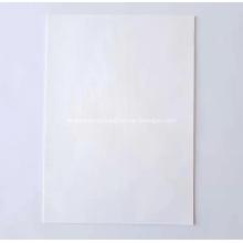 A4 Digital Inkjet Printing Photo Canvas Hoja de papel