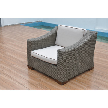 Patio outdoor furniture set rattan modern sofa