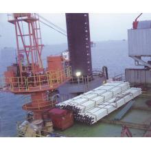 Tuyau époxyde à haute pression de FRP pour l'industrie pétrolière