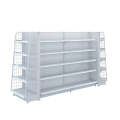 Convenience Store Steel Shelf