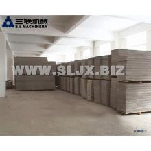 Máquina de painel de parede isolada leve Sandwich / China Eps Máquina de painel de parede de sanduíche de concreto