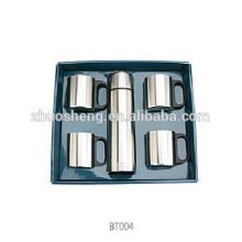 sets de regalo acero inoxidable termos de café taza 500 ML BT004