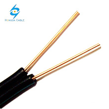 BC 2 x 20 Gauge 0.8mm Drop Wire Outdoor Telephone Cable