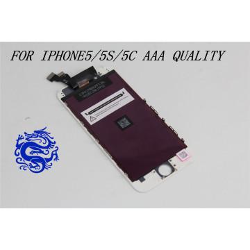 Venda grande para a tela do iPhone 5c, para o painel LCD do telefone móvel de Apple iPhone 5c