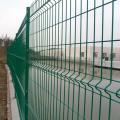 Cerca de malla de alambre soldado de metal galvanizado