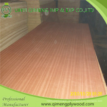 Wettbewerbsfähig und Preis 4'x8 'Sapele Fancy Sperrholz Von Linyi Qimeng