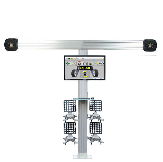 Standard 3d Wheel Alignment
