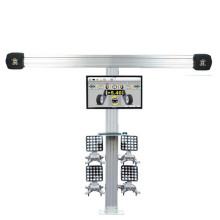Alignement de roue, machine d'alignement de roue