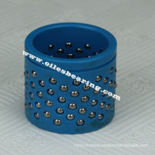 Precision Plastic Ball Cage,Professional Produce Guide Pins,Metal Ball Retainer Bearing