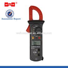 Pinza amperimétrica digital DT202 con rango automático
