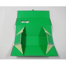 Caixa de papel com janela de PVC / caixa de papel impresso para eletrônicos