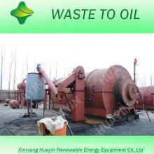 Fábrica de reciclagem de pneus de caminhão com CE ISO9001 ISO140001