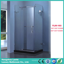Modern Aluminium Alloy Simple Sliding Door Shower Enclosure (LTS-103)