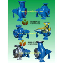 Horizontal Dry Sewage Pump for Sewage Treatment