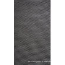 500д скручивания полиэфира жаккарда ткани с Улы покрытие