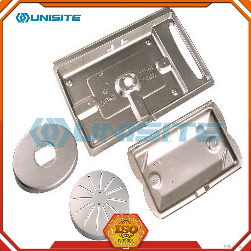 Customized Aluminum Stamped precision Parts