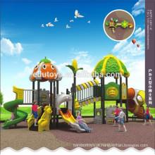2015 Novos produtos parque infantil de plástico de grande porte