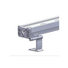 LED-Wandwaschanlage für den Außenbereich
