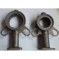 Best quality butterfly valve body cast iron rosette part