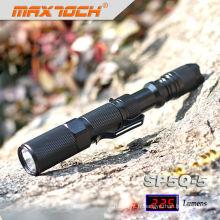 Maxtoch SP5Q-5 AA étanche Cree Q5 Police lampe de poche avec Clip