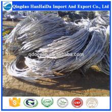 Heißer verkaufender hoher Qualität 99,9% Aluminiumdraht-Schrott mit angemessenem Preis und schneller Lieferung !!