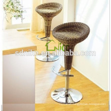 2014 hot sale rattan design bar stool