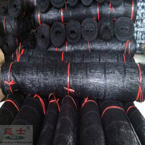 Flat Wire HDPE Agriculture Sun Shade Net