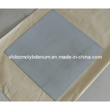 Chemical Cleaned Tungsten Square Plates and Sheets