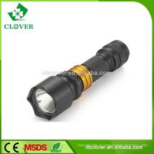 Liga de alumínio XPG-R5 SOS 300 lúmen IP65 lanternas de polícia de emergência