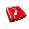 Factory Supply Electric Blanket with Flannel Material Heating Blanket Heating Pad
