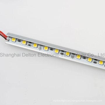 Iluminación de Iluminación Use barra de luz LED con perfil de aluminio