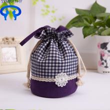 Custom draw rope storage bag mini bag