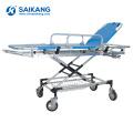 SKB040(B) Hospital Patient Transfer Medical Stretcher Trolley For Sale