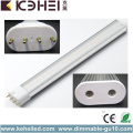 17W 2G11 LED Tubes Warm White CE RoHS