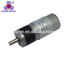 36mm Rpm High Torque 60 U / min 100 U / min 24 V 12 V Robotik DC Getriebemotor - Kaufen DC Getriebemotor von Etonm Motor