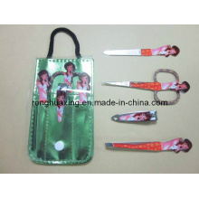 RMS-001-4 4PCS Salon Nail Manicure Tools