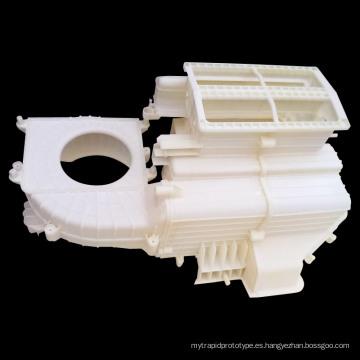 Moldeo por inyección de plástico complejo / molde de plástico / herramienta de moldeo (LW-03646)
